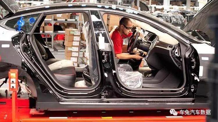 特斯拉美国一工厂发生火灾 汽车生产一度暂停