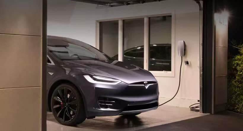 特斯拉添加预定出发功能 定制充电完成时间/节省成本