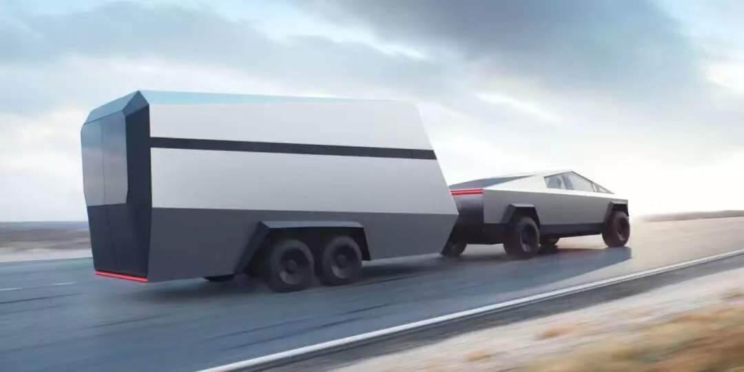 Tesla电动皮卡Cybertruck:从科幻照进现实