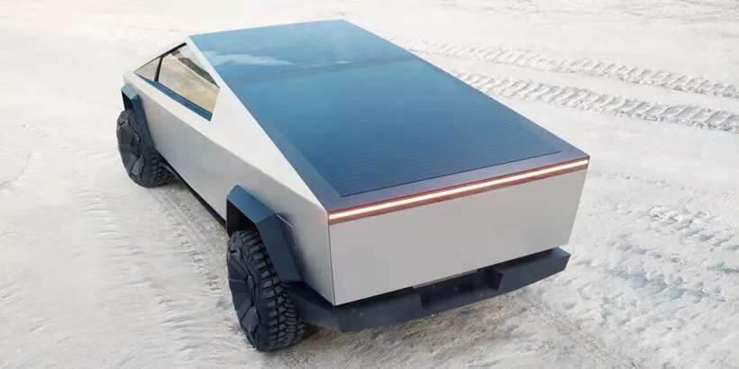起步价3.99万美元 特斯拉正式发布首款纯电动皮卡Cybertruck