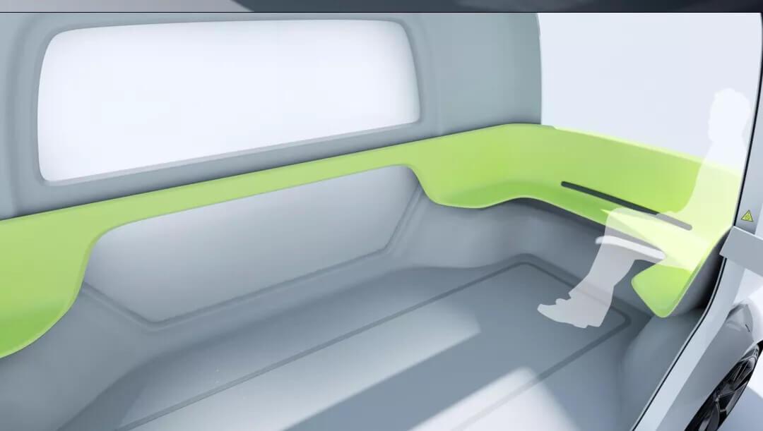 特斯拉模块化底盘设计 Pod系统让人耳目一新