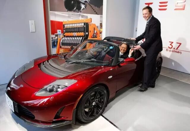 特斯拉丰田合作打造电动小型SUV平台 特斯拉丰田有何渊源?