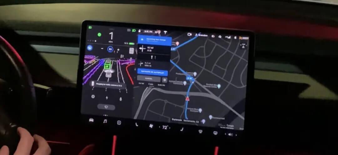 """特斯拉FSD Beta V9.0即将开启订阅!""""纯视觉,无雷达"""" 的全自动驾驶服务到来!"""