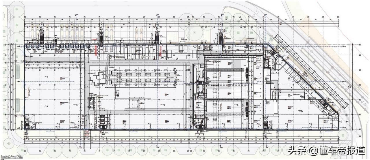 曝光丨世界上最大的电池生产工厂?特斯拉4680电池生产细节揭秘
