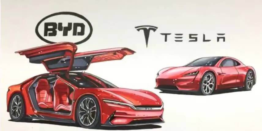 """比亚迪或向特斯拉供应""""刀片电池""""?双方合作可能性多大?"""