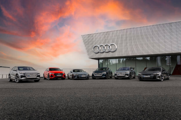 奥迪发表未来十年战略蓝图,加速推广纯电动汽车