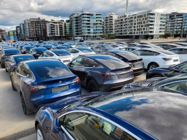 Model Y征服欧洲,挪威纯电动车市占率达72%