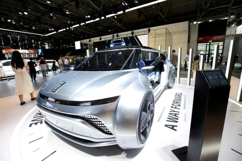 从法兰克福到慕尼黑车展,电动化车轮滚滚向前