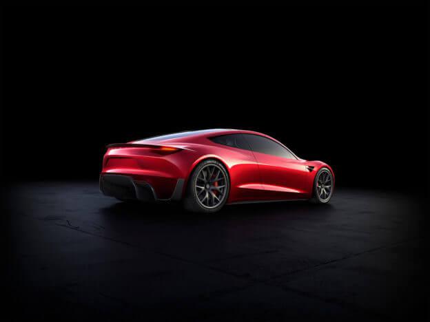 特斯拉超跑Roadster2将延后到2023年交车