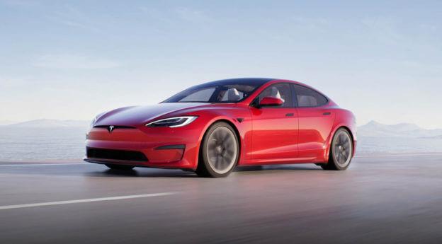 Model S Plaid 遭批浪费钱,特斯拉股价不跌反涨